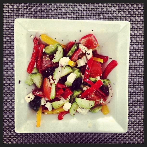 greek salad, health, weight loss